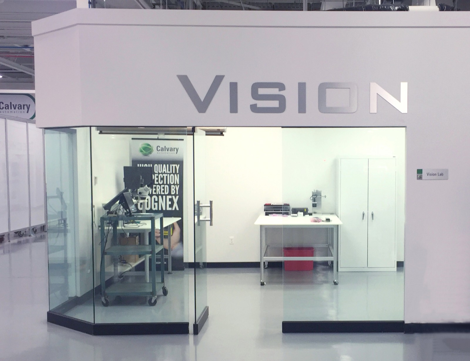 Vision & Inspection Lab