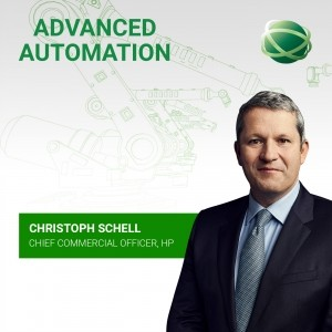 """Episode 7 (Pt1): Christoph Schell """"The Resilient Supply Chain and Emergence of Digital Manufacturing"""""""